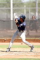Brian Guinn - San Diego Padres - 2010 Instructional League.Photo by:  Bill Mitchell/Four Seam Images..
