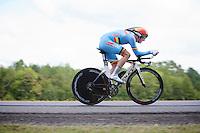 Jurgen Van den Broeck (BEL/Lotto-Soudal) speeding along<br /> <br /> Elite Men TT<br /> UCI Road World Championships / Richmond 2015