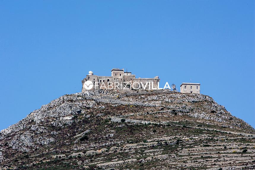 Isola di Favignana, fortezza di santa caterina