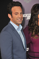 Director Scott Waugh at the U.S. premiere of his movie &quot;Need for Speed&quot; at the TCL Chinese Theatre, Hollywood.<br /> March 6, 2014  Los Angeles, CA<br /> Picture: Paul Smith / Featureflash