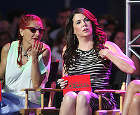 June 15 , 2012 Patricia Field and Lauren Graham at Project Runway's 10th Anniversary Kick-Off at Times Square in New York City. © RW/MediaPunch Inc.