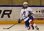 07.01.2020, BLZ Arena, Füssen / Fuessen, GER, IIHF Ice Hockey U18 Women's World Championship DIV I Group A, <br /> Deutschland (GER) vs Frankreich (FRA), <br /> im Bild Leane Nuttin (FRA, #9)<br /> <br /> Foto © nordphoto / Hafner
