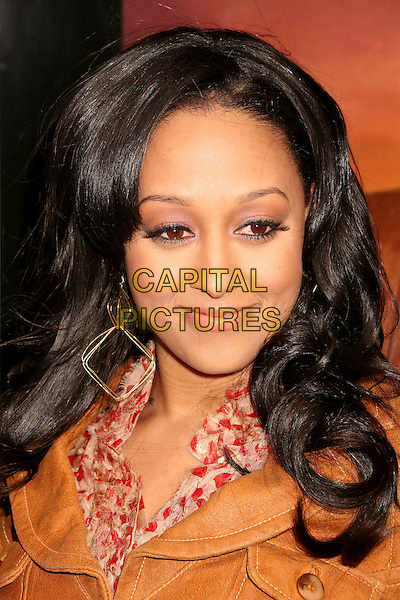 "TIA MOWRY.""Stomp The Yard"" Los Angeles Premiere at Arclight Cinemas, Hollywood, California, USA, 8 January 2007..portrait headshot.CAP/ADM/BP.©Byron Purvis/AdMedia/Capital Pictures."