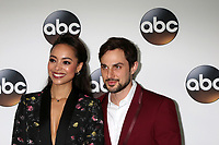 LOS ANGELES - JAN 15:  Amber Stevens West, Andrew J West at the 2018 NAACP Image Awards at Convention Center on January 15, 2018 in Pasadena, CA