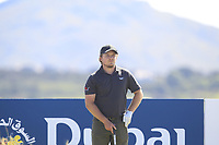 Eddie Pepperell (ENG) on the 11th tee during Round 2 of the Dubai Duty Free Irish Open at Ballyliffin Golf Club, Donegal on Friday 6th July 2018.<br /> Picture:  Thos Caffrey / Golffile