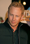 """UNIVERSAL CITY, CA. - March 12: Ian Ziering arrives at the Los Angeles premiere of """"Fast & Furious"""" at the Gibson Amphitheatre on March 12, 2009 in Universal City, California."""