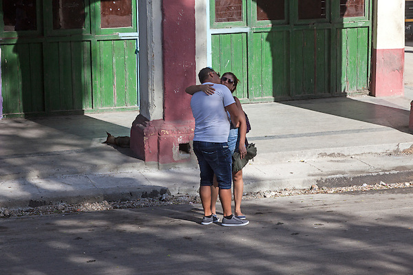 Public affection, Prado, Habana