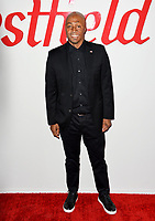 J.R. Martinez at the opening celebration for Westfield Century City at Century City, Los Angeles, USA 03 Oct. 2017<br /> Picture: Paul Smith/Featureflash/SilverHub 0208 004 5359 sales@silverhubmedia.com