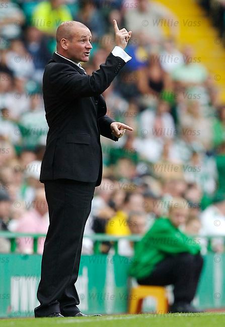 Gus MacPherson, St Mirren.stock season 2006-2007.pic willie vass