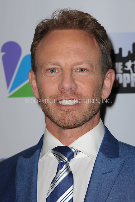 WWW.ACEPIXS.COM<br /> February 16, 2015 New York City<br /> <br /> Ian Ziering arriving to the Celebrity Apprentice Finale viewing party and post show red carpet on February 16, 2015 in New York City.<br /> <br /> Please byline: Kristin Callahan/AcePictures<br /> <br /> ACEPIXS.COM<br /> <br /> Tel: (646) 769 0430<br /> e-mail: info@acepixs.com<br /> web: http://www.acepixs.com