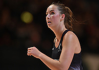 05.02.2017 Silver Ferns Kelly Jury in action during the Silver Ferns v Proteas netball test match played at Wembley Arena  in London, England. Mandatory Photo Credit ©Joe Toth/Michael Bradley Photography