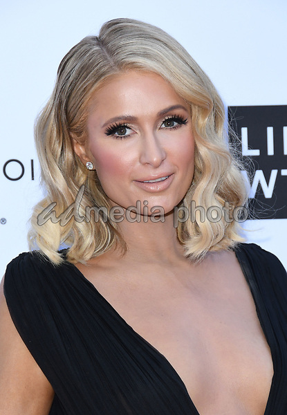 08 April 2018 - Beverly Hills, California - Paris Hilton. The Daily Front Row's 4th Annual Fashion Los Angeles Awards held at The Beverly Hills Hotel. Photo Credit: Birdie Thompson/AdMedia