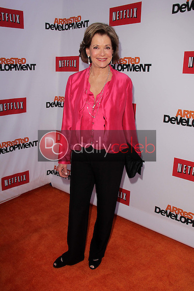 """Jessica Walter<br /> at the """"Arrested Development"""" Los Angeles Premiere, Chinese Theater, Hollywood, CA 04-29-13<br /> David Edwards/DailyCeleb.Com 818-249-4998"""