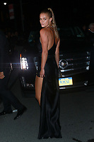 NEW YORK, NY - SEPTEMBER 9: Nina Agdal at the 2017 Harper's Bazaar Icons at The Plaza Hotel on September 9, 2017 in New York City. <br /> CAP/MPI/DC<br /> &copy;DC/MPI/Capital Pictures