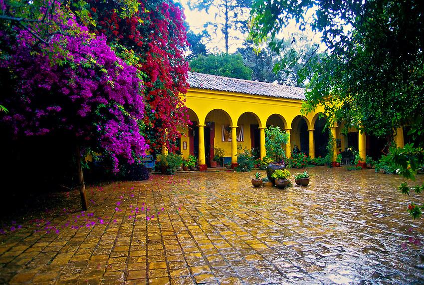 Na Bolom (museum), San Cristobal de las Casas, Chiapas, Mexico