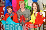Fashion and fun is the line up for the annual Farranfore Clothes Swap where you can get the opportunity for a whole new wardrobe by swopping your wardrobe fashion pieces for new ones. .L-R Mags Moriarty, Mary O'Connor and Marie O'Sullivan.