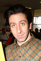 LOS ANGELES - MAR 1:  Simon Helberg at the Read Across America Event at the Ardella B. Tibby K – 8 School on March 1, 2019 in Compton, CA