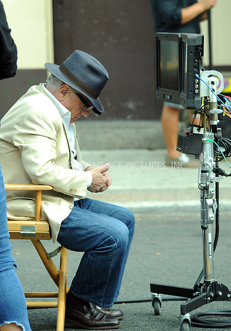 www.acepixs.com<br /> <br /> September 21 2017, New York<br /> <br /> Director Martin Scorsese was on the set of the new movie 'The Irishman' on September 21 2017 in Up State New York<br /> <br /> By Line: William Jewell/ACE Pictures<br /> <br /> <br /> ACE Pictures Inc<br /> Tel: 6467670430<br /> Email: info@acepixs.com<br /> www.acepixs.com