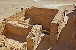 Masada Baths
