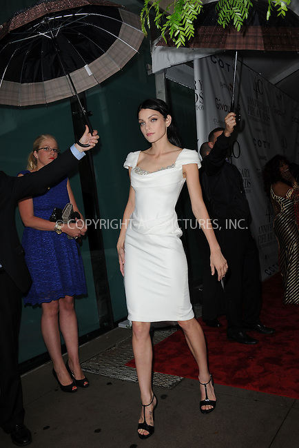 WWW.ACEPIXS.COM . . . . . .May 21, 2012...New York City....Jessica Stam attends the 40th annual Fifi awards at Alice Tully Hall, Lincoln Center on May 21, 2012 in New York City...Please byline: KRISTIN CALLAHAN - ACEPIXS.COM.. . . . . . ..Ace Pictures, Inc: ..tel: (212) 243 8787 or (646) 769 0430..e-mail: info@acepixs.com..web: http://www.acepixs.com .