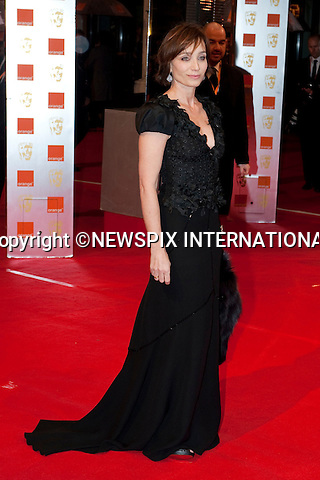 "Kristen Scott Thomas.at the Annual British Academy Film Awards, Royal Opera House, London_21st February, 2010..Mandatory Photo Credit: ©Dias/NEWSPIX INTERNATIONAL..**ALL FEES PAYABLE TO: ""NEWSPIX INTERNATIONAL""**..PHOTO CREDIT MANDATORY!!: NEWSPIX INTERNATIONAL(Failure to credit will incur a surcharge of 100% of reproduction fees)..IMMEDIATE CONFIRMATION OF USAGE REQUIRED:.Newspix International, 31 Chinnery Hill, Bishop's Stortford, ENGLAND CM23 3PS.Tel:+441279 324672  ; Fax: +441279656877.Mobile:  0777568 1153.e-mail: info@newspixinternational.co.uk"