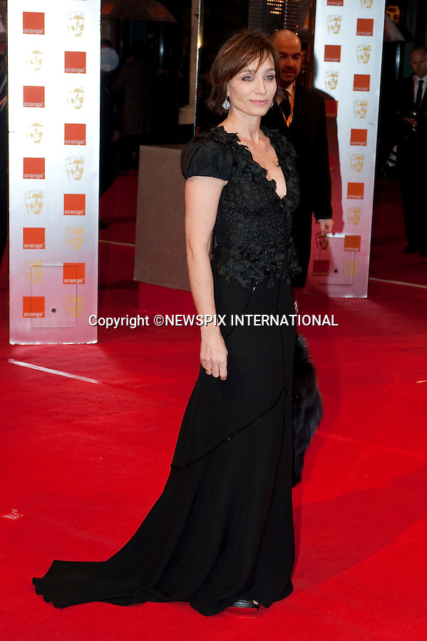 """Kristen Scott Thomas.at the Annual British Academy Film Awards, Royal Opera House, London_21st February, 2010..Mandatory Photo Credit: ©Dias/NEWSPIX INTERNATIONAL..**ALL FEES PAYABLE TO: """"NEWSPIX INTERNATIONAL""""**..PHOTO CREDIT MANDATORY!!: NEWSPIX INTERNATIONAL(Failure to credit will incur a surcharge of 100% of reproduction fees)..IMMEDIATE CONFIRMATION OF USAGE REQUIRED:.Newspix International, 31 Chinnery Hill, Bishop's Stortford, ENGLAND CM23 3PS.Tel:+441279 324672  ; Fax: +441279656877.Mobile:  0777568 1153.e-mail: info@newspixinternational.co.uk"""