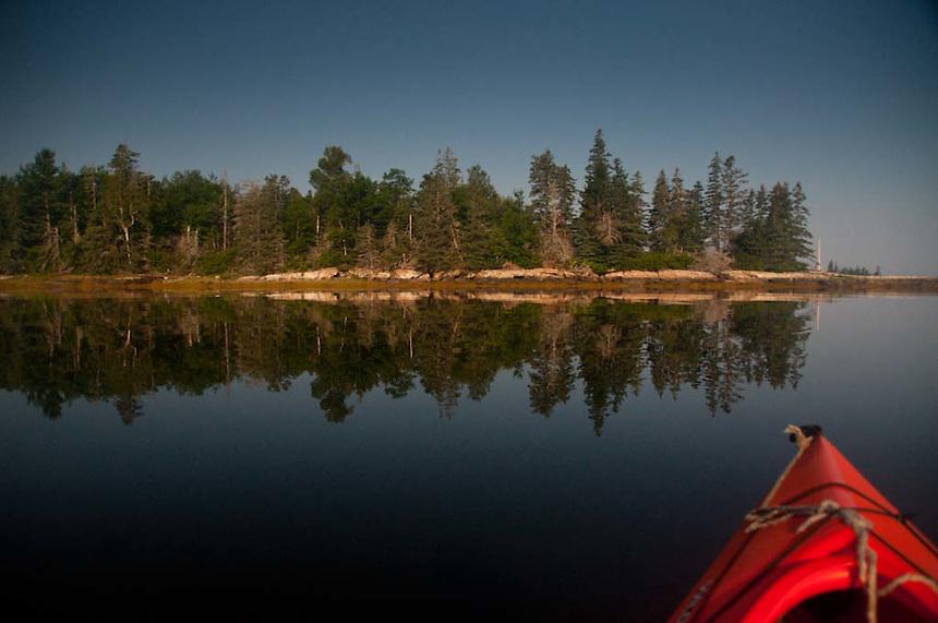 Kayak and Ram Island, Maine, US