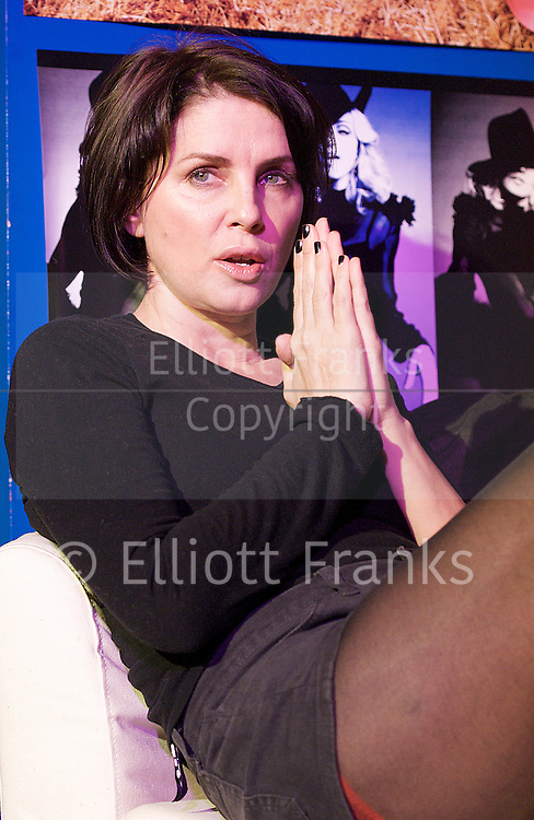 Touched...like a Virgin <br />