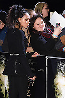 FKA Twiggs<br /> at the &quot;Lost City of Z&quot; premiere held at the British Museum, London.<br /> <br /> <br /> &copy;Ash Knotek  D3229  16/02/2017