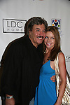 Tony Orlando and Bobbie Eakes - Official Daytime Emmy Awards gifting Suite on June 26, 2010 during 37th Annual Daytime Emmy Awards at Las Vegas Hilton, Las Vegas, Nevada, USA. (Photo by Sue Coflin/Max Photos)