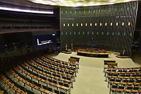 BRASÍLIA, DF, 04.07.2017 - PLENÁRIO-CÂMARA - Vista do Plenário da Câmara dos deputados na manhã desta terça-feira, 04. (Foto: Ricardo Botelho/Brazil Photo Press)