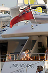Harbor scenes, Saint Florent, Corsica, France, Mediterranean Coast, Coastal towns in Corsica,