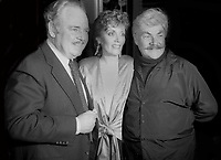 CarrollOConnor Maureen McGovern Rip Taylor 1978<br /> Photo By Adam Scull/PHOTOlink.net