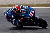 Mattia Pasini of Italy and Italtrans Racing team rides during free practice for the Moto2 of Catalunya at Circuit de Catalunya on June 9, 2017 in Montmelo, Spain.(ALTERPHOTOS/Rodrigo Jimenez) (NortePhoto.com) (NortePhoto.com)