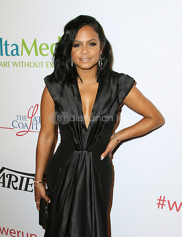 BEVERLY HILLS, CA - MAY 12: Christina Milian attends the AltaMed Power Up, We Are The Future Gala at the Beverly Wilshire Four Seasons Hotel on May 12, 2016 in Beverly Hills, California. Credit: Parisa/MediaPunch.
