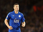 Leicester's Robert Huth in action during the Champions League group B match at the King Power Stadium, Leicester. Picture date November 22nd, 2016 Pic David Klein/Sportimage