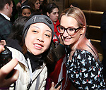 Ingrid Michaelson attends the Broadway Opening Night performance of 'Amelie' at the Walter Kerr Theatre on April 3, 2017 in New York City