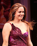 Alicia Silverstone  during the Broadway Opening Night Performance Curtain Call for 'The Performers' at the Longacre Theatre in New York City on 11/14/2012