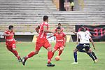 Independiente Medellín venció como visitante 1-0 a Patriotas. Fecha 7 Liga Águila I-2017.
