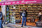 Barcelona Tour.<br /> Mercat de la Boqueria.