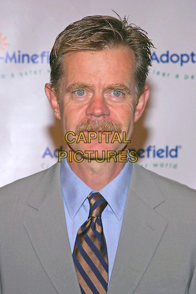 WILLIAM H.MACY.At the 4th Annual Adopt-A-Minefield Gala held at the Century Plaza Hotel, Century City, California , USA,.15 th October 2004..portrait headshot grey suit.**UK SALES ONLY**.Ref:ADM.www.capitalpictures.com.sales@capitalpictures.com.©JW/AdMedia/Capital Pictures.