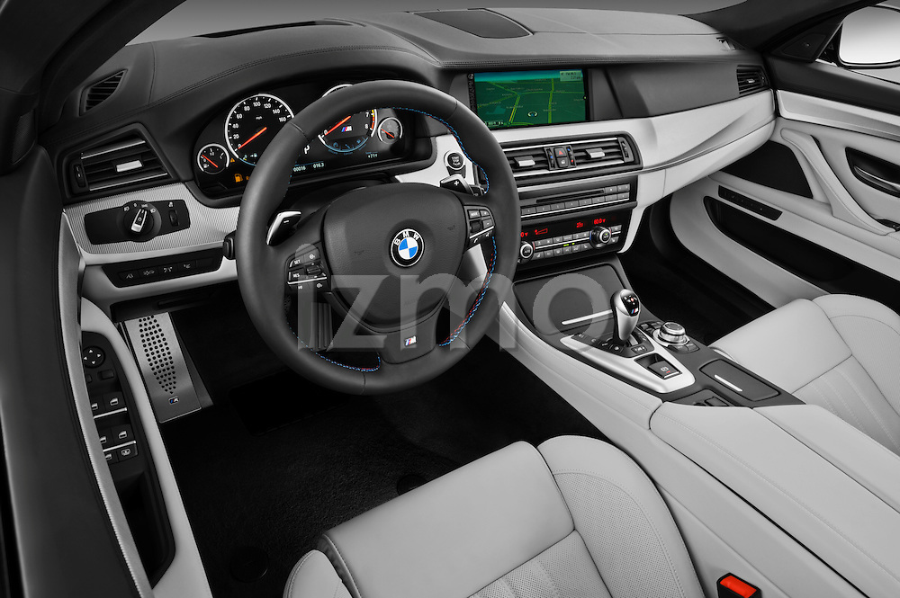 Bmw M5 Dashboard