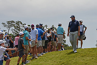 Shane Lowry (IRL) departs 18 following his round 3 of The Players Championship, TPC Sawgrass, at Ponte Vedra, Florida, USA. 5/12/2018.<br /> Picture: Golffile | Ken Murray<br /> <br /> <br /> All photo usage must carry mandatory copyright credit (&copy; Golffile | Ken Murray)