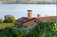Tsillan Cellars is a Tuscan style winery built in the Lake Chelan Valley.