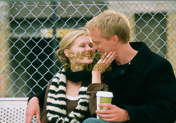 KIRSTEN DUNST & PAUL BETTANY.in Wimbledon.*Editorial Use Only*.www.capitalpictures.com.sales@capitalpictures.com.Supplied by Capital Pictures.
