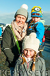 Listowel Coursing: Attending Listowel Coursing over the weekend  were Catherine, Kala & Colm Sheeran, Abbeyfeale.