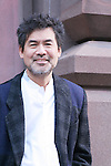 YELLOW FACE playwright David Henry Hwang at the Public Theater in New York on January 6, 2008.Photo by Lia Chang