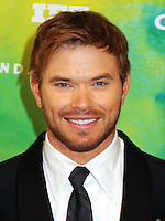 NEW YORK CITY, NY, USA - JUNE 16: Actor Kellan Lutz arrives at the 2014 Fragrance Foundation Awards held at the Alice Tully Hall, Lincoln Center on June 16, 2014 in New York City, New York, United States. (Photo by Celebrity Monitor)