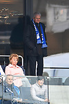 14.04.2019, PreZero Dual Arena, Sinsheim, GER, 1. FBL, TSG 1899 Hoffenheim vs. Hertha BSC Berlin, <br /> <br /> DFL REGULATIONS PROHIBIT ANY USE OF PHOTOGRAPHS AS IMAGE SEQUENCES AND/OR QUASI-VIDEO.<br /> <br /> im Bild: Dietmar Hopp (Investor TSG Hoffenheim)<br /> <br /> Foto © nordphoto / Fabisch