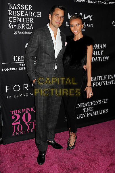 18 October 2014 - Santa Monica, California - Bill Rancic, Giuliana Rancic. Elyse Walker's 10 Year Anniversary Pink Party held at Santa Monica Airport Hangar 8.  <br /> CAP/ADM/BP<br /> &copy;Byron Purvis/AdMedia/Capital Pictures